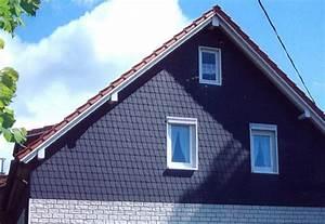 Holzfassade Streichen Preis : giebelverkleidung giebel mit fassaden verkleiden ~ Markanthonyermac.com Haus und Dekorationen