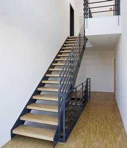 Stahl Holz Treppe : innentreppe stahltreppe mit holzstufen buche treppe stahl holz treppen pinterest ~ Markanthonyermac.com Haus und Dekorationen
