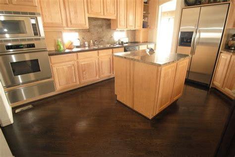 light maple cabinets vs floors floors