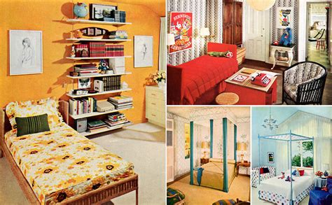 Home Decor Of The 60's : Tour The Crazy-gorgeous Bedrooms Of '60s House Beautiful