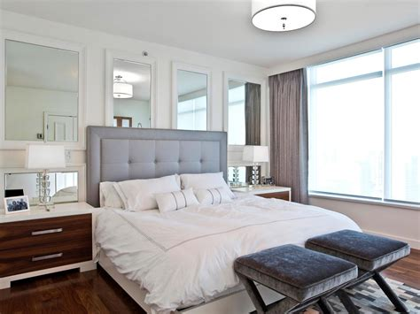Designer Tricks For Living Large In A Small Bedroom