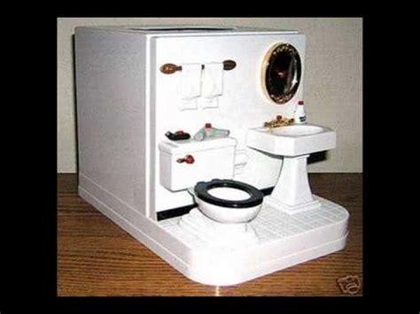randomness electronic tissue box holder mini bathroom