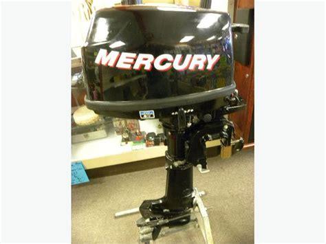 Mercury Outboard Motors Victoria by 2006 Mercury 4 Hp 4 Stroke Outboard Motor Victoria City