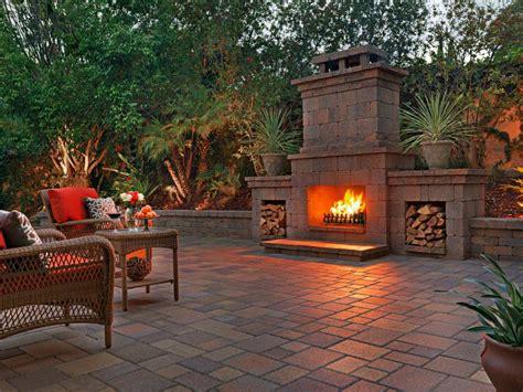 Outdoor Fireplaces : Outdoor Fireplace San Diego, Backyard Gas Fireplaces San