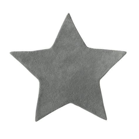 tapis en coton grise h 100 cm 201 toile maisons du monde