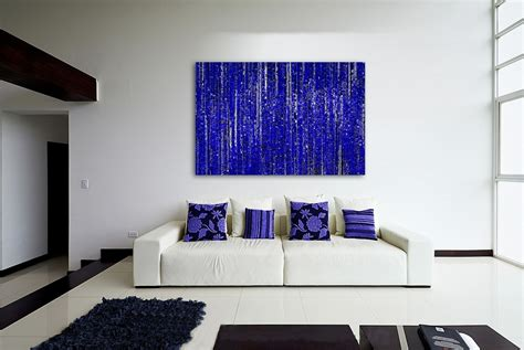 Modern Living Room Paintings : 25 Creative Canvas Wall Art Ideas For Living Room
