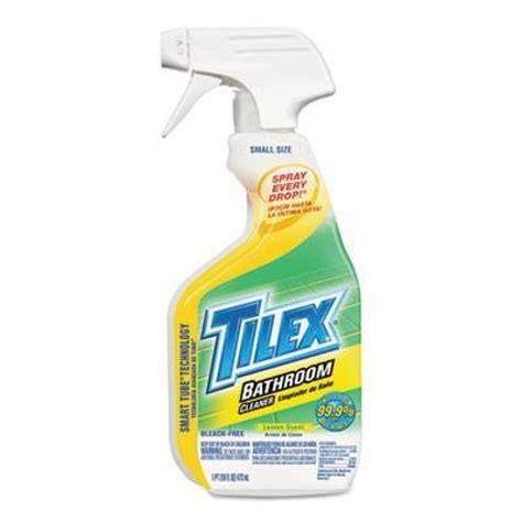 of tilex bathroom cleaner spray 16oz spray bottles