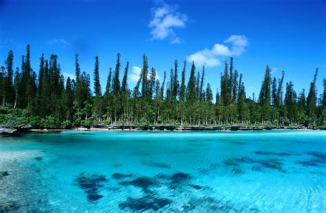 why isle of pines is p o s most popular destination