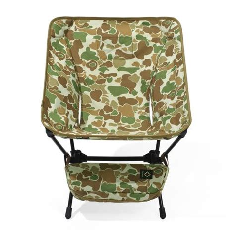 helinox tactical chair one duck camo hornest