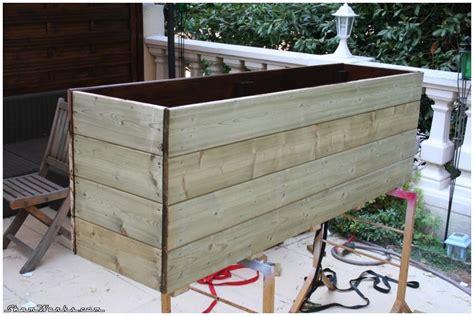 shamwerks terrasse project terrasse project bacs bambous