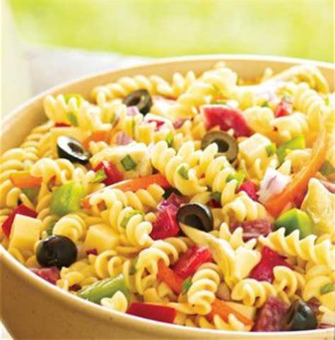 salade de p 226 tes au jambon recettes de cuisine italienne