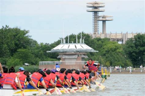Dragon Boat Festival Flushing Queens by Hong Kong Dragon Boat Festival Kicks Off In Queens Ny