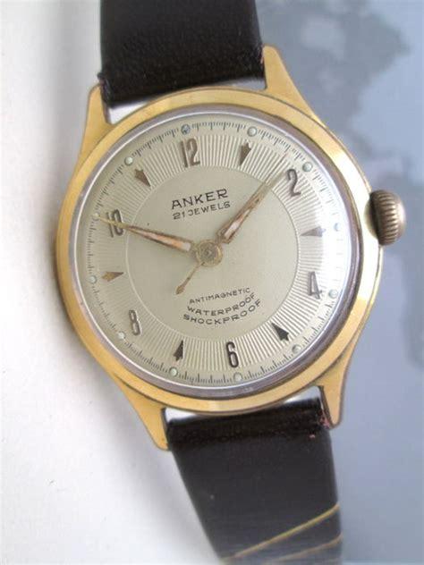 Anker Verify by Anker 21 Jewels Wristwatch Catawiki