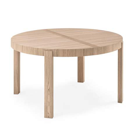 table de repas ronde extensible atelier meubles et atmosph 232 re