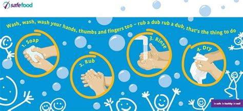 Wash Wash Wash Your Hands Song To Row Row Row Your Boat Lyrics by Pre School Handwashing Poster