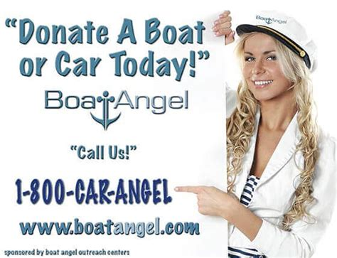 Boat Angel Donation boat donations donate boat to charity boat angel