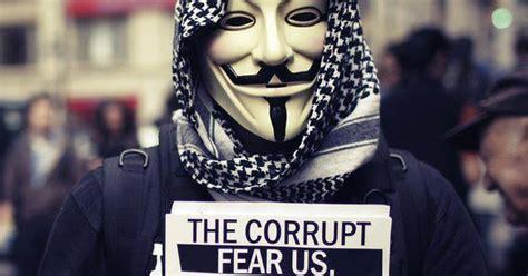anonymous exposes leak of u s department of justice data