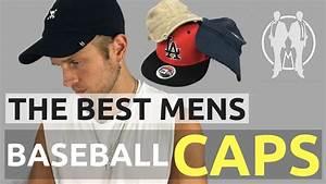 Best Baseball Caps For Men | How To Wear A Baseball Cap ...