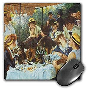 Luncheon Of The Boating Party By Pierre Auguste Renoir Analysis by 3drose The Luncheon Of The Boating Party By