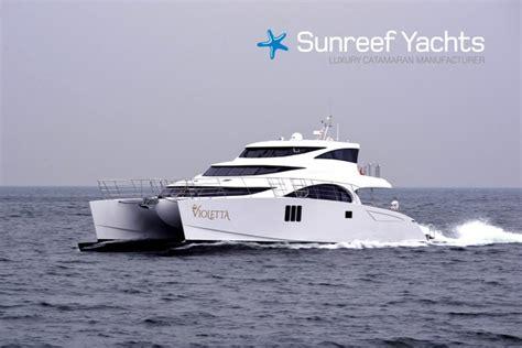 Catamaran Luxury Ferry by Catamaran Luxury Yacht Charter Superyacht News