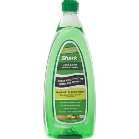 shark wood and floor cleaner concentrate and