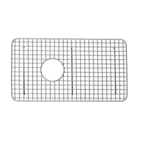 rohl wsg3018ss 14 5 8 inch by 26 1 2 inch wire sink grid