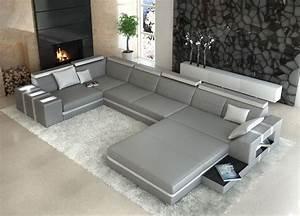 Sofa U Form Grau : wohnlandschaft u form angebote auf waterige ~ Markanthonyermac.com Haus und Dekorationen