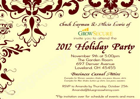 Office Christmas Party Invitation Wording Christmas Party Venue In Cebu White Elephant Themes Company Dress Nightmare Before Food Drink Recipes Alcohol Opening Prayer For The Activities