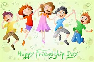2018!! Friendship Day Wishes Quotes Sms Sayings Messages ...