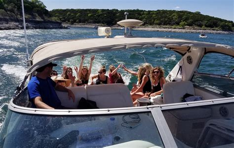 Private Boat Rental Austin by Lake Travis Yacht Rentals