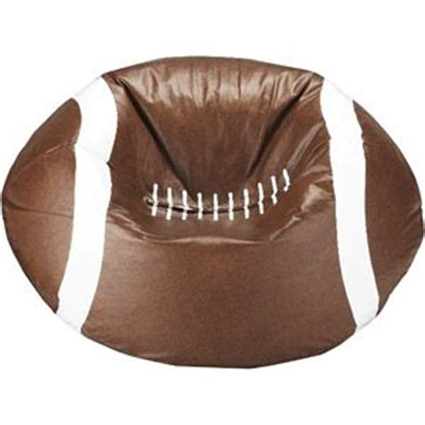 Kmart Football Bean Bag Chair by 25 Best Ideas About Boys Football Room On