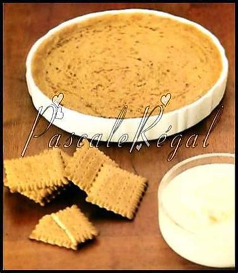 recette de p 226 te 224 tarte en biscuits micro ondes