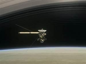 15 septembre 2017, la sonde Cassini se désintègre dans l ...