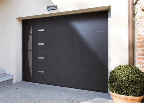 les portes de garage motoris 233 es solabaie personnalisables