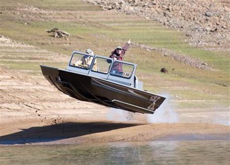 Duck Hunting Jet Boat For Sale by Sjx Jet Boats Inc Orofino Id
