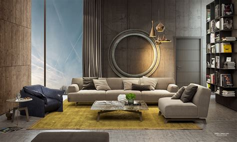 Home Decor Yellow : 20 Creative Living Rooms For Style Inspiration