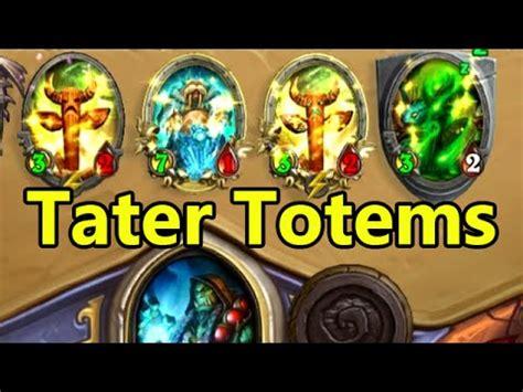 hearthstone decks tater totems