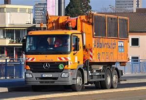 Lkw Vermietung Bonn : mb actros 2541 abfallentsorgung in bonn auf der kennedybr cke ~ Markanthonyermac.com Haus und Dekorationen
