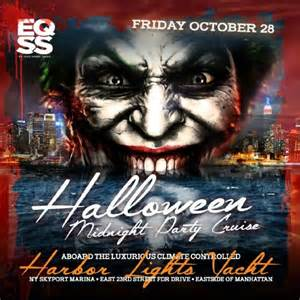 Midnight Boat Party Nyc by Ra Halloween Midnight Party Cruise At Harbor Lights Yacht
