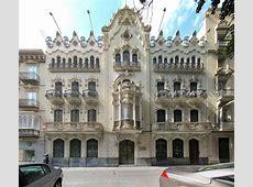 Panoramio Photo of Casa Maestre, Cartagena, Spain 2012