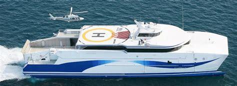 Fast Catamaran Fishing Boats by 2008 Custom Ultra Fast Ropax Catamaran Ferry Power Boat