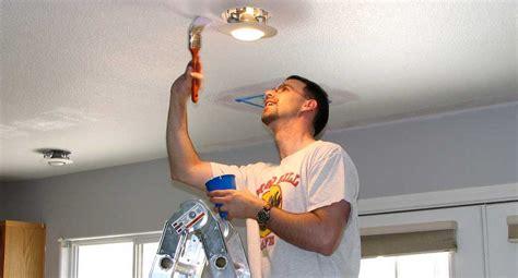 comment peindre un plafond peinture plafond