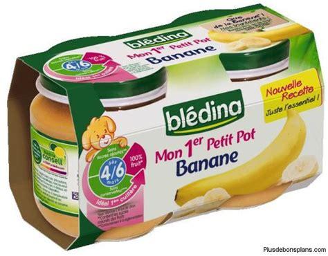 bledina petit pot l 233 gume et fruit gratuits car 100 rembours 233 s