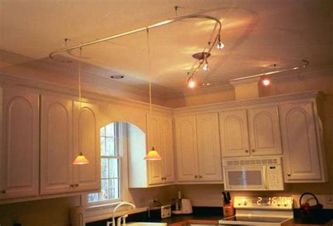 Kitchen Track Lighting Ideas Pictures by Gorgeous Kitchen Track Lighting House Decoration Ideas