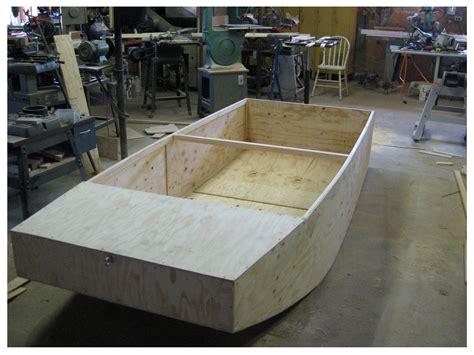 Homemade Wooden Boat Plans by Homemade Wooden Jon Boat Plans Homemade Ftempo
