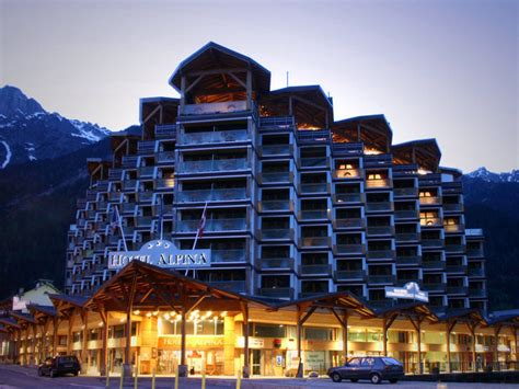 alpina eclectic h 244 tel chamonix mont blanc annuaire de