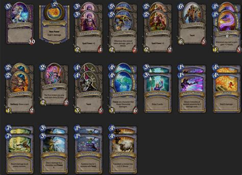 hearthstone decks for beginners mage 28 images build a