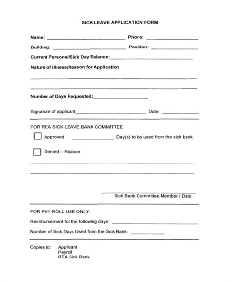 Sample Leave Application Form  10+ Free Documents In Pdf, Doc. Memorandum Of Record Example Template. Free Construction Proposal Template. Student Resumes For College Applications Template. Pacific High School Diploma Template. Printable Disney Princess Invitations Template. Writing The Objective For A Resume. What To Put On A Resume For A Job Template. News Report Template For Students Template