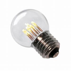 Werden Led Lampen Warm : led lamp helder 45mm e27 0 5w 6led ~ Markanthonyermac.com Haus und Dekorationen