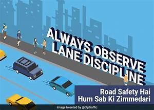 With #RoadSafetyHumSabKiZimmedari As Their Motto, Delhi ...